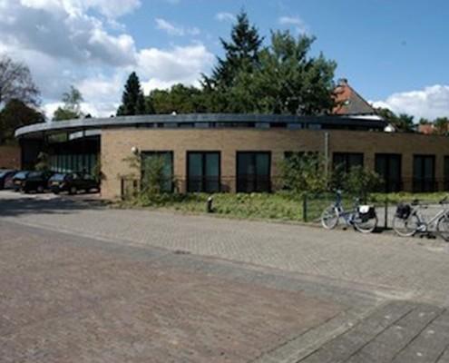 Hospice Dôme Amersfoort - realisatie